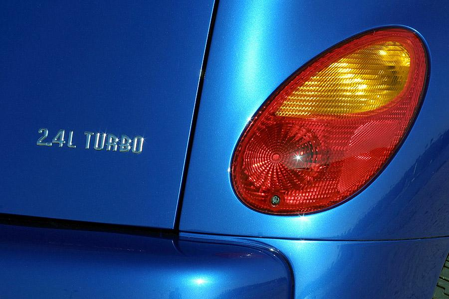 2003 Chrysler PT Cruiser Photo 5 of 9