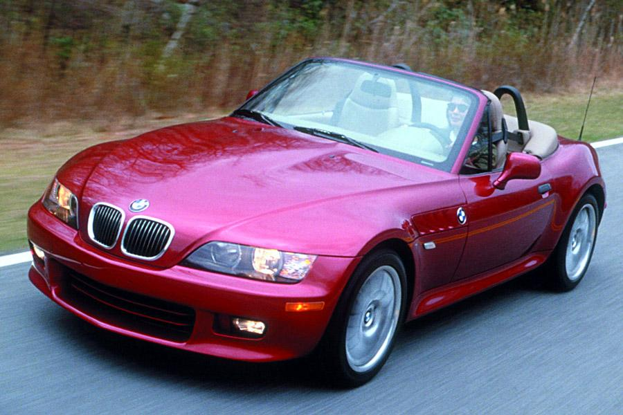 2002 Bmw Z3 Overview Cars Com