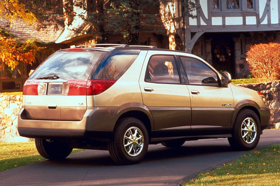 2002 Buick Rendezvous Photo 4 of 15
