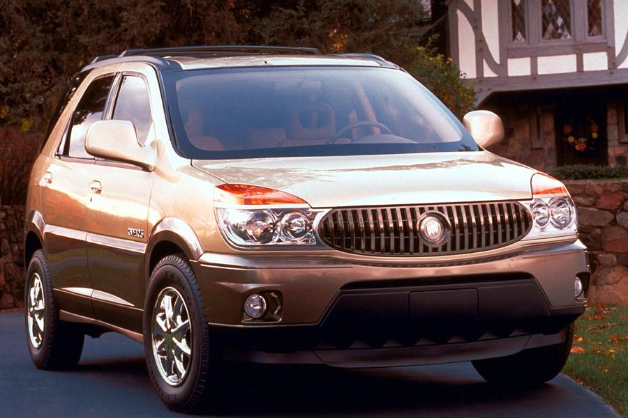 2002 Buick Rendezvous Photo 1 of 15