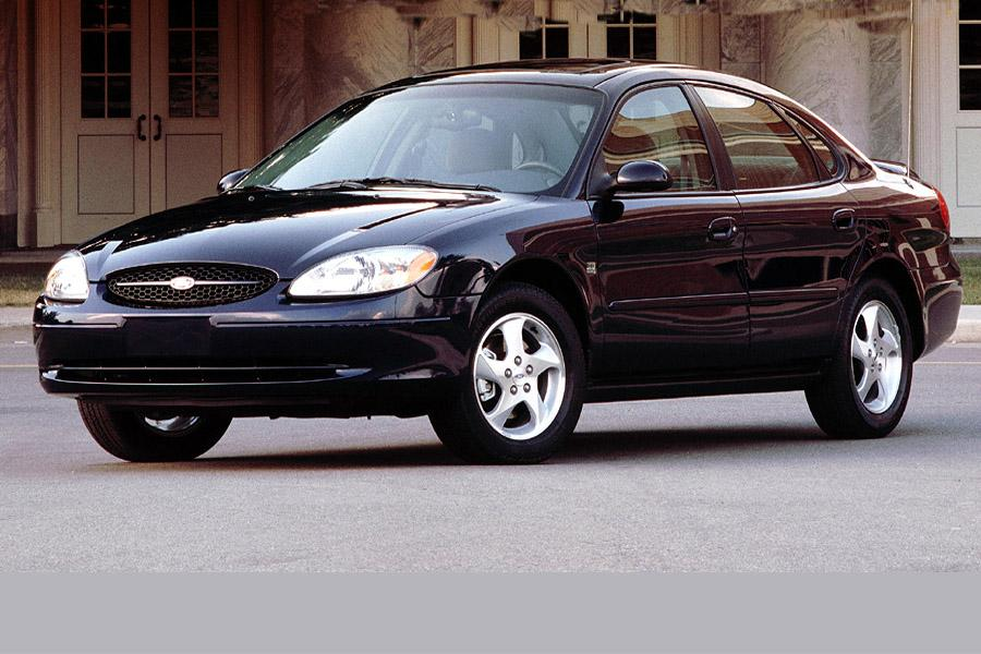 2003 Ford Taurus Photo 1 of 3