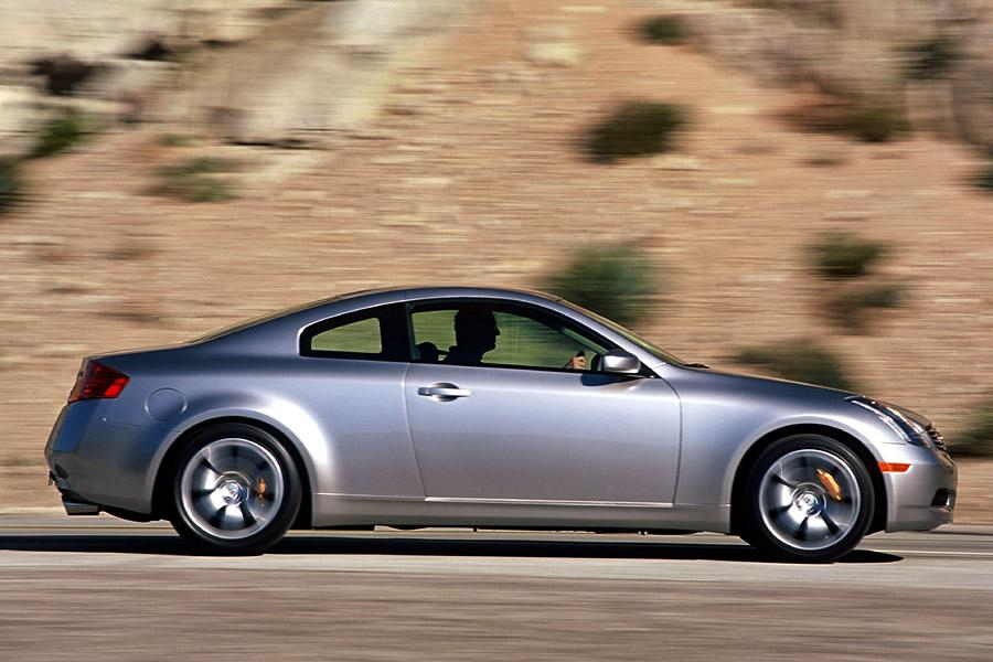 2003 INFINITI G35 Specs Pictures Trims Colors  Carscom
