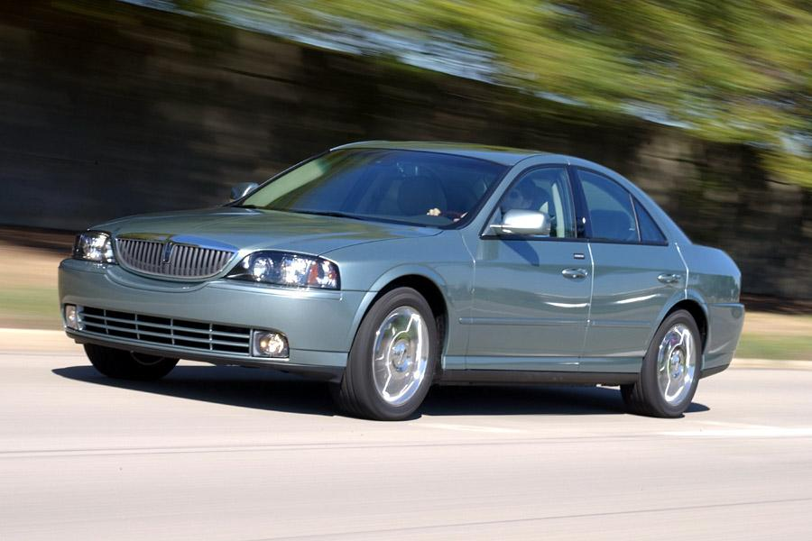 2003 Lincoln LS Photo 6 of 17