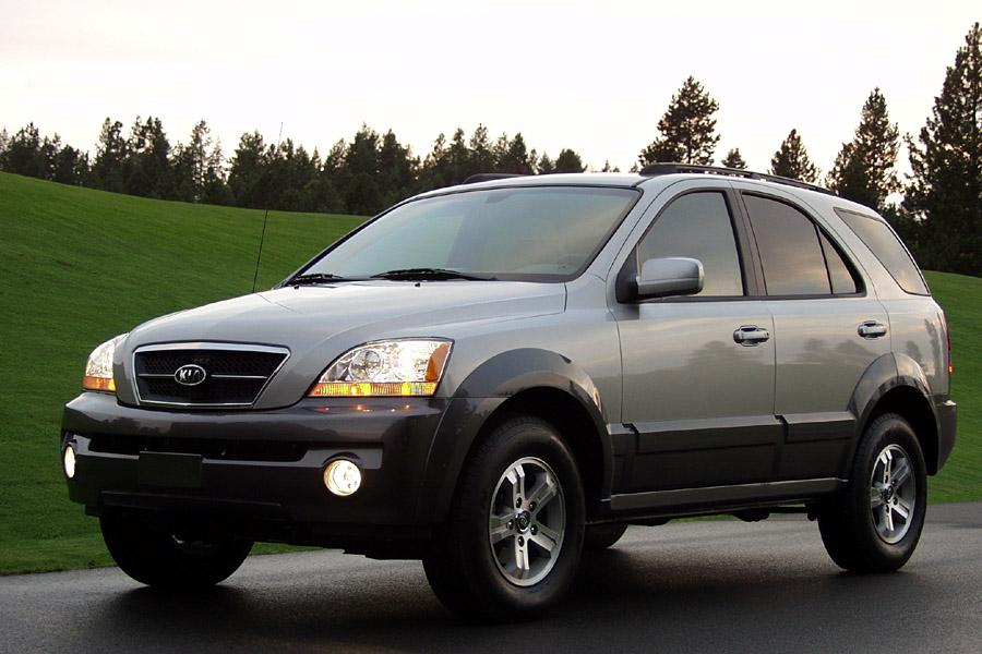 2003 Kia Sorento Overview | Cars.com