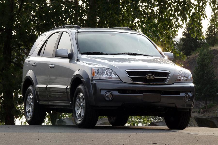 2003 Kia Sorento Overview Cars Com