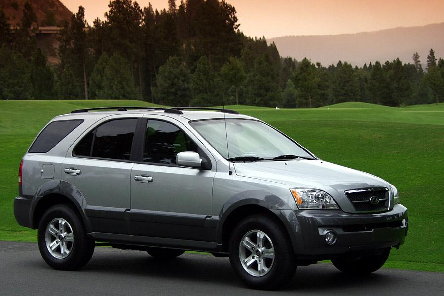 2003 kia sorento reviews specs and prices. Black Bedroom Furniture Sets. Home Design Ideas