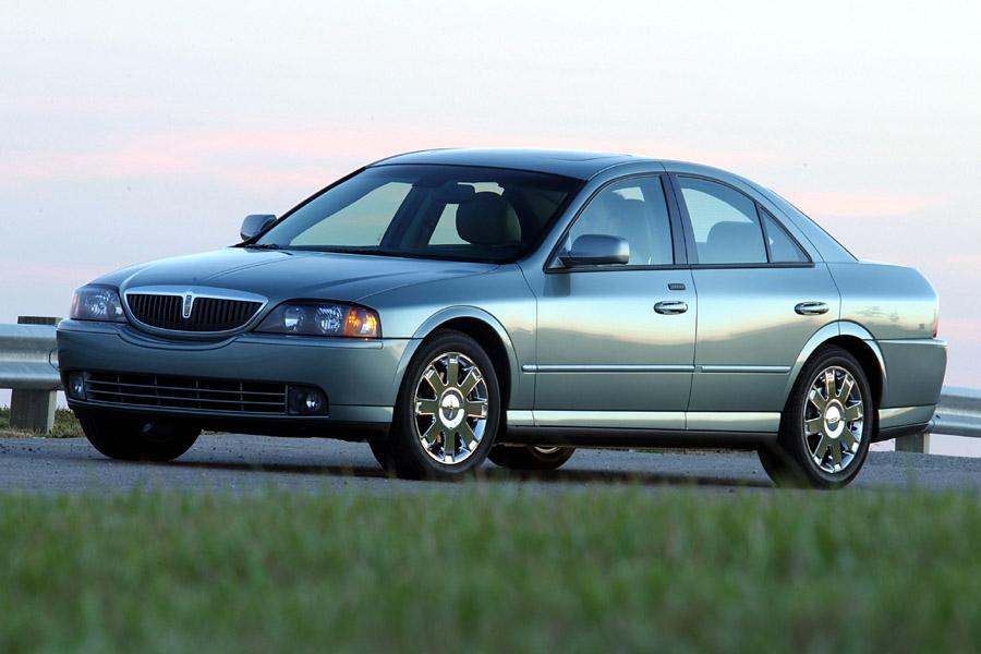 2003 Lincoln LS Photo 1 of 17