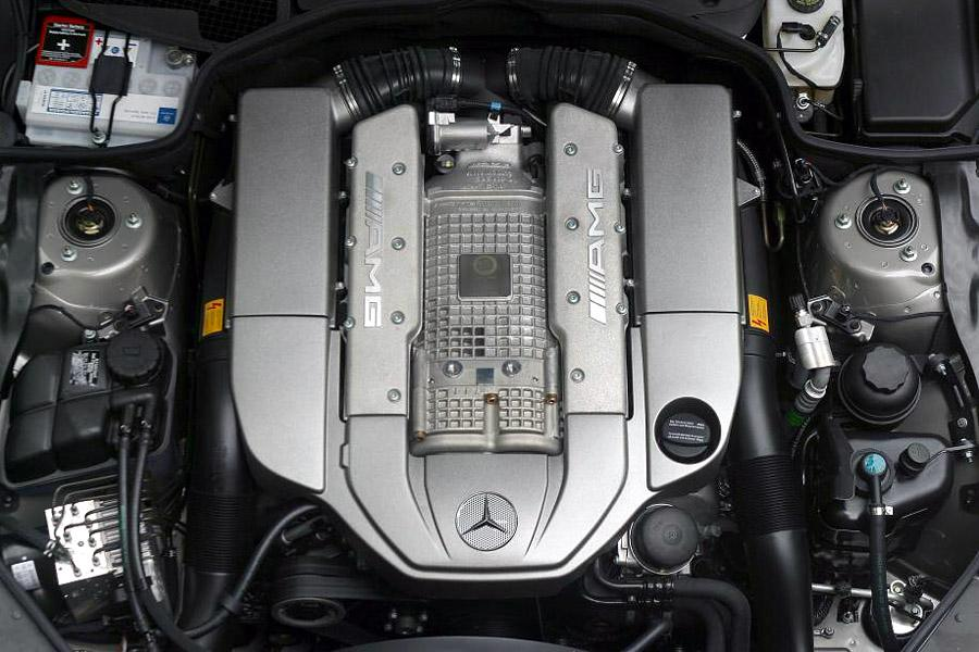 2003 Mercedes-Benz SL-Class Photo 2 of 4