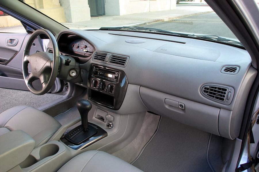 2003 Mitsubishi Galant Photo 5 of 5