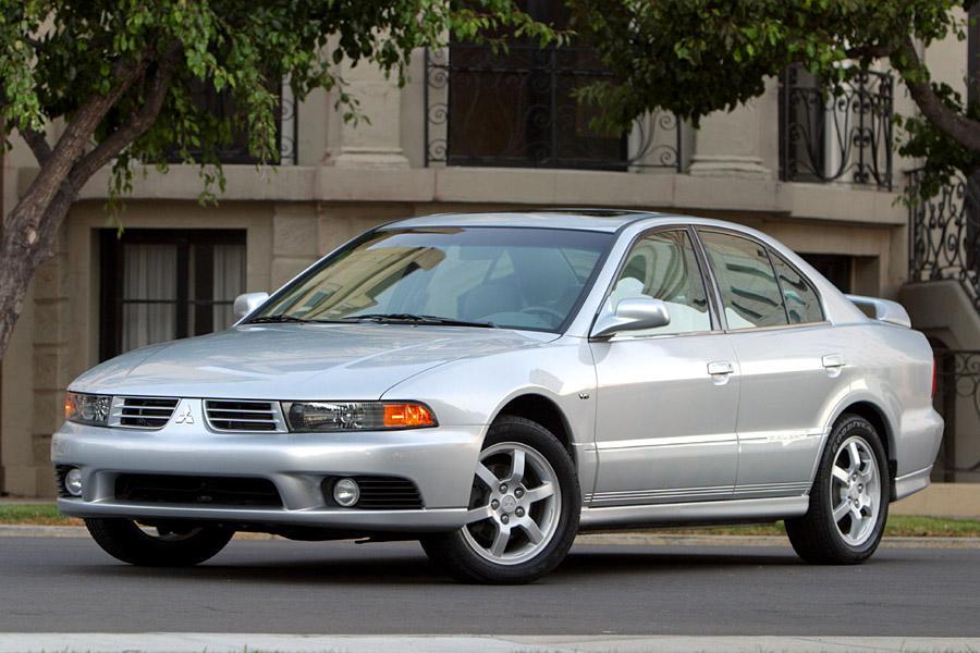 2003 Mitsubishi Galant Photo 1 of 5