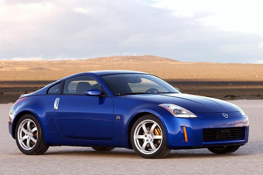 2003 nissan 350z overview. Black Bedroom Furniture Sets. Home Design Ideas