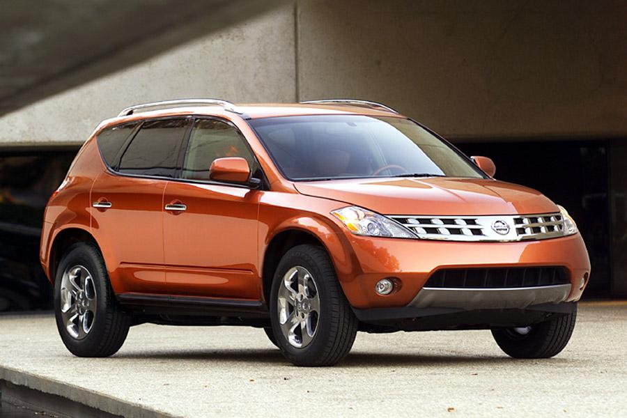 2003 nissan murano overview. Black Bedroom Furniture Sets. Home Design Ideas