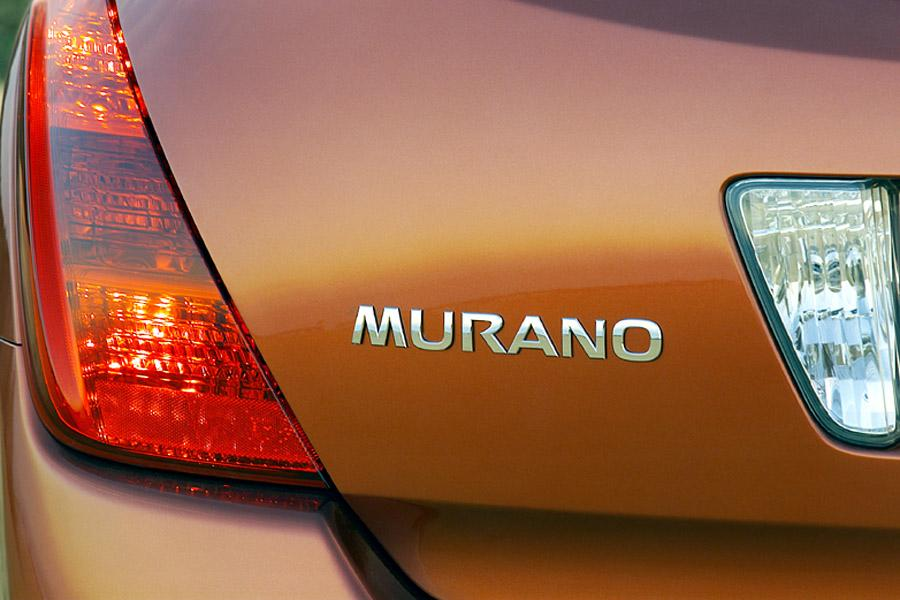 2003 Nissan Murano Photo 3 of 7