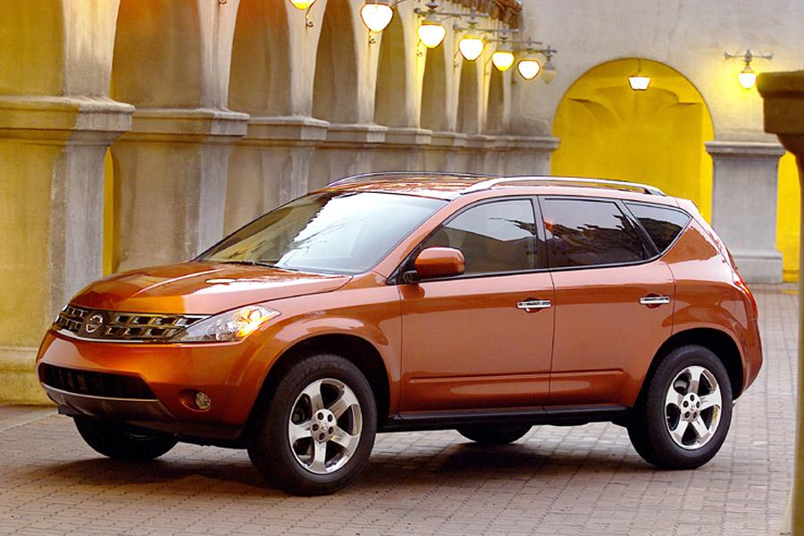 2003 Nissan Murano Photo 2 of 7