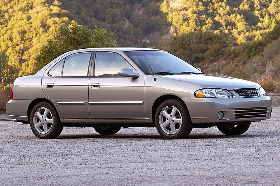 2003 Nissan Sentra Photo 1 of 10