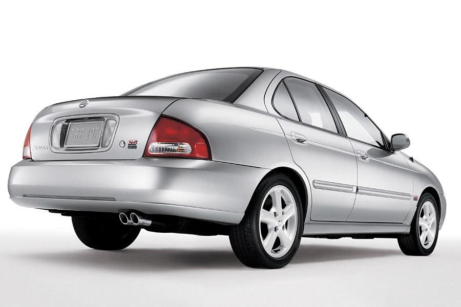 2003 Nissan Sentra Photo 3 of 10
