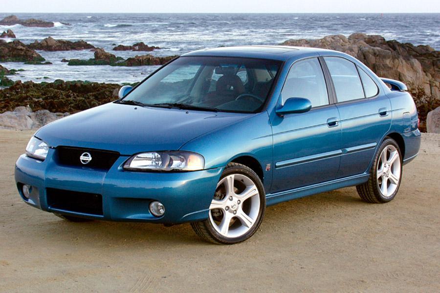 2003 Nissan Sentra Overview Cars Com