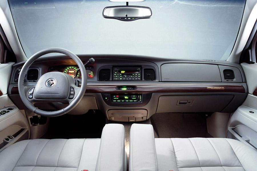 2003 Mercury Grand Marquis Photo 3 of 3