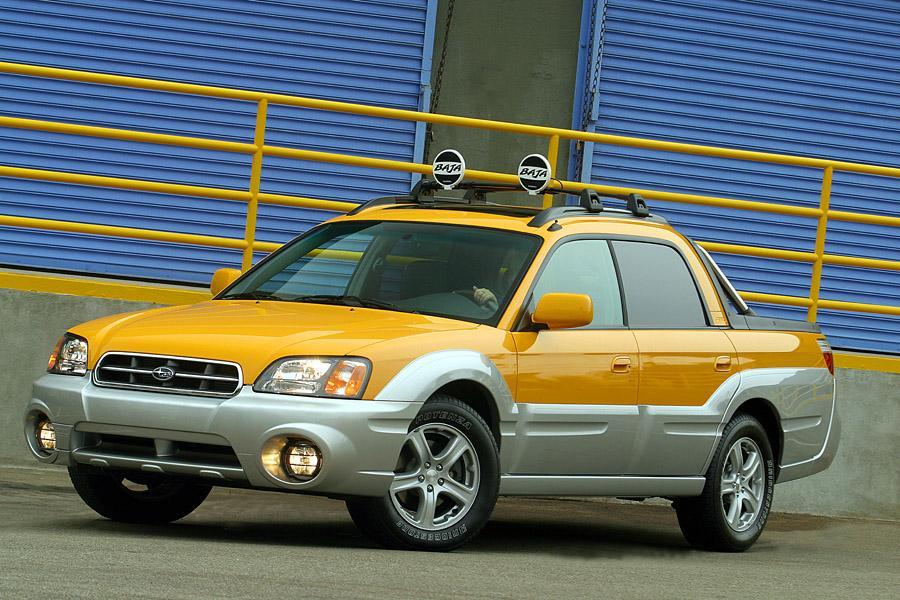 Subaru Baja Repair Service And Maintenance Cost