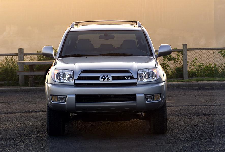 2003 Toyota 4Runner Photo 3 of 36