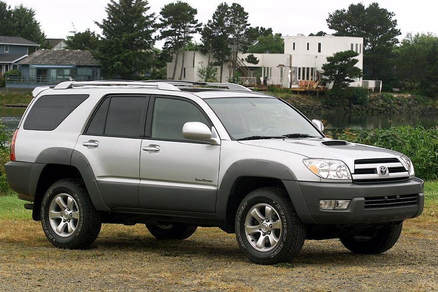 Toyota Runner Sport New Cars Used Cars Car Reviews And - 2003 4runner