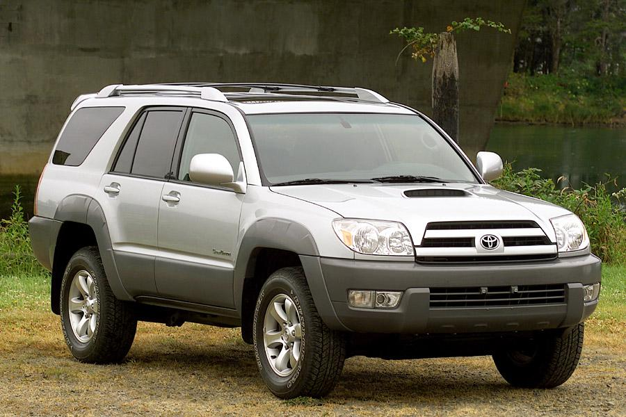 Toyota Four Runner For Sale >> 2003 Toyota 4Runner Reviews, Specs and Prices | Cars.com