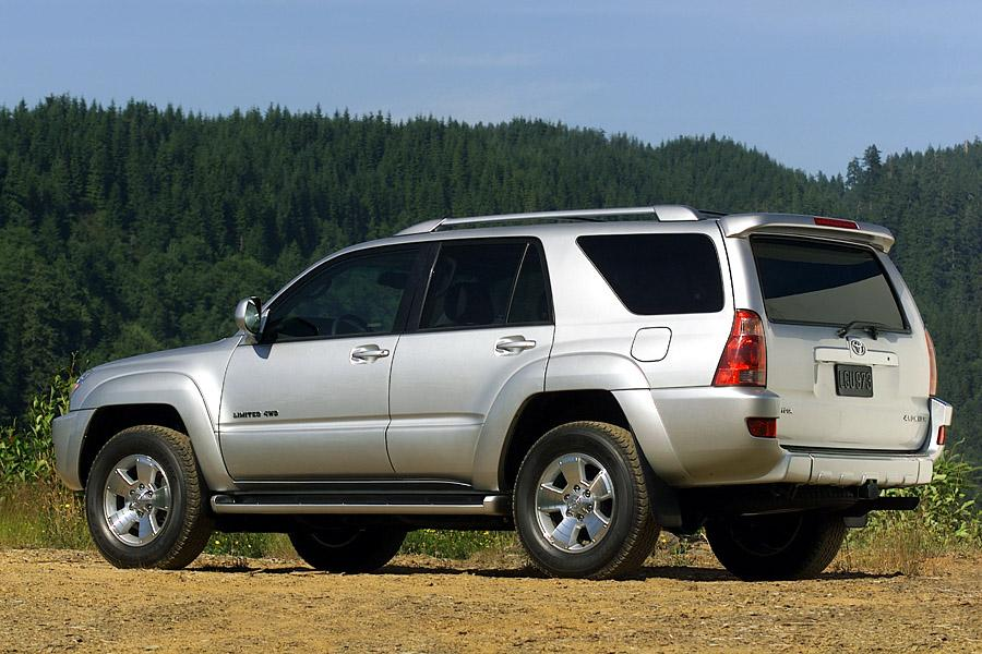 2003 Toyota 4runner Reviews Specs And Prices Cars Com