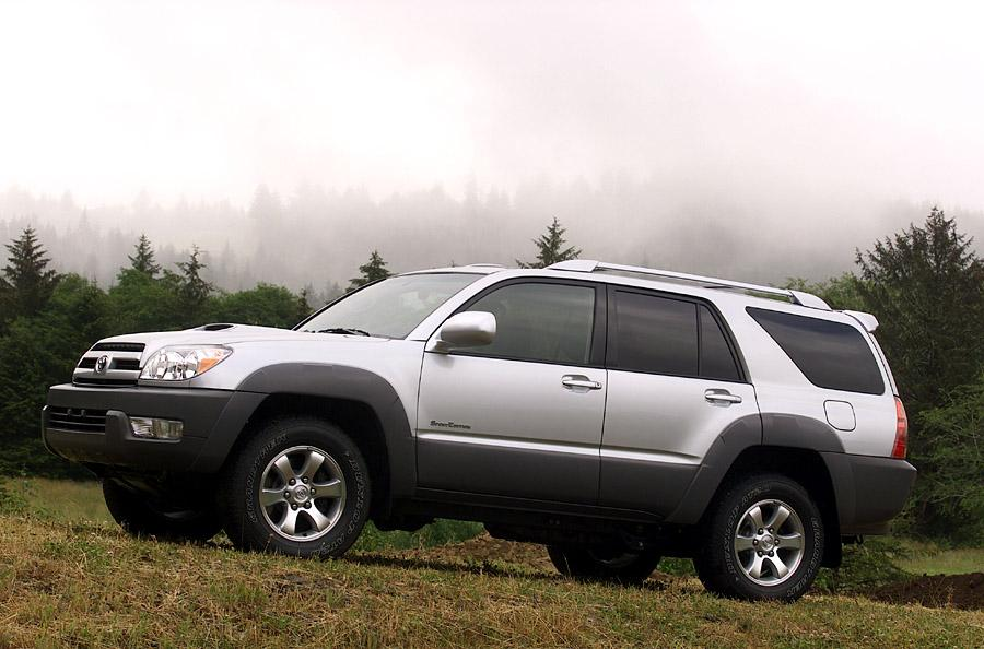 2003 toyota 4runner reviews specs and prices. Black Bedroom Furniture Sets. Home Design Ideas