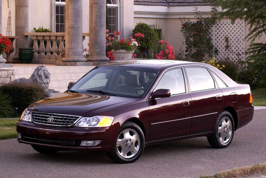 2003 Toyota Avalon Photo 1 of 3