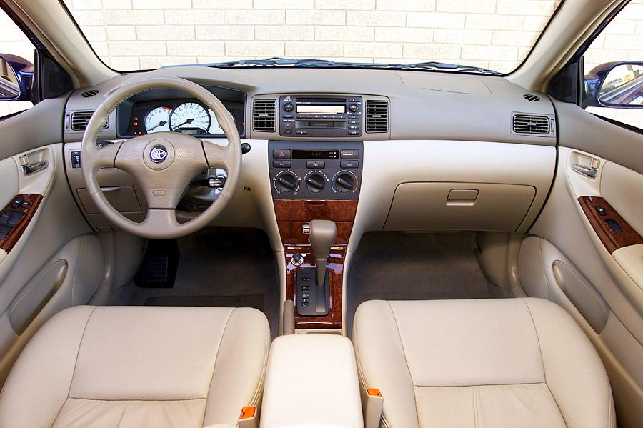 2003 Toyota Corolla Specs Pictures Trims Colors