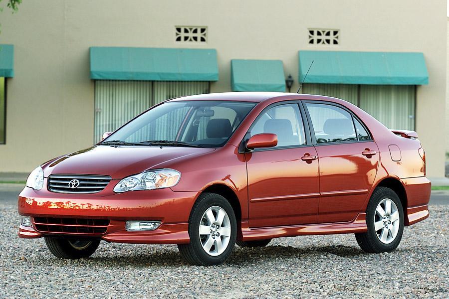 2003 Toyota Corolla Photo 3 of 18
