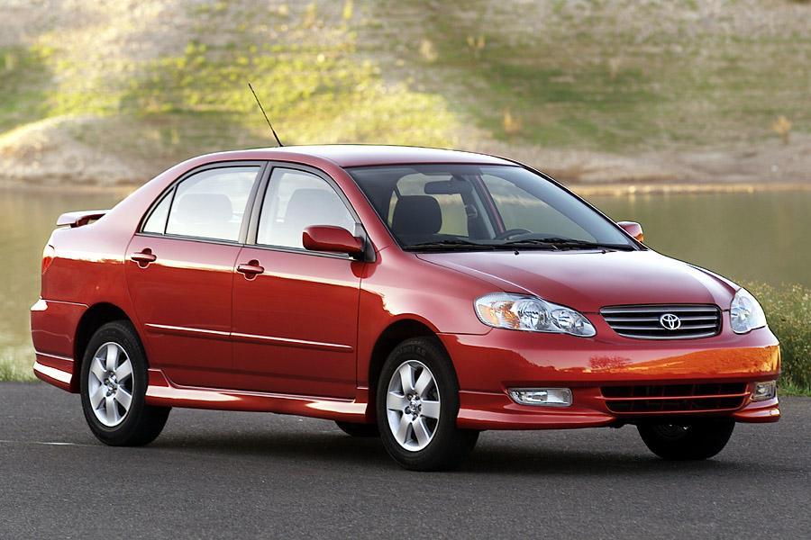 2003 Toyota Corolla Photo 5 of 18