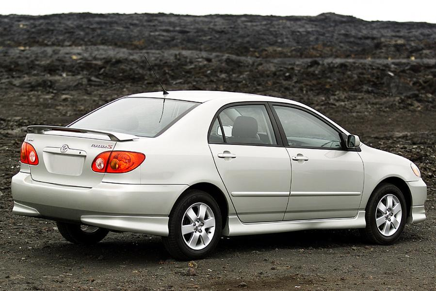 2003 Toyota Corolla Overview  Carscom