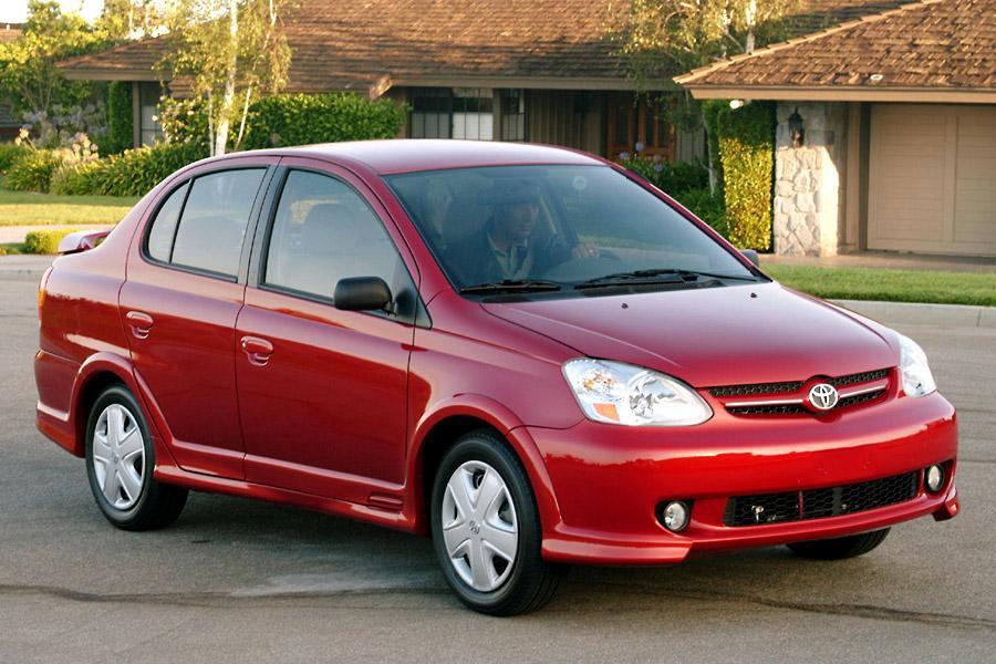 2003 Toyota ECHO Photo 2 of 3