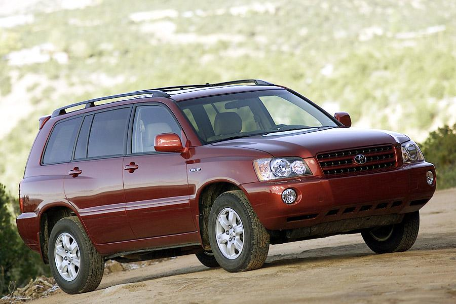 2003 Toyota Highlander Photo 4 of 9