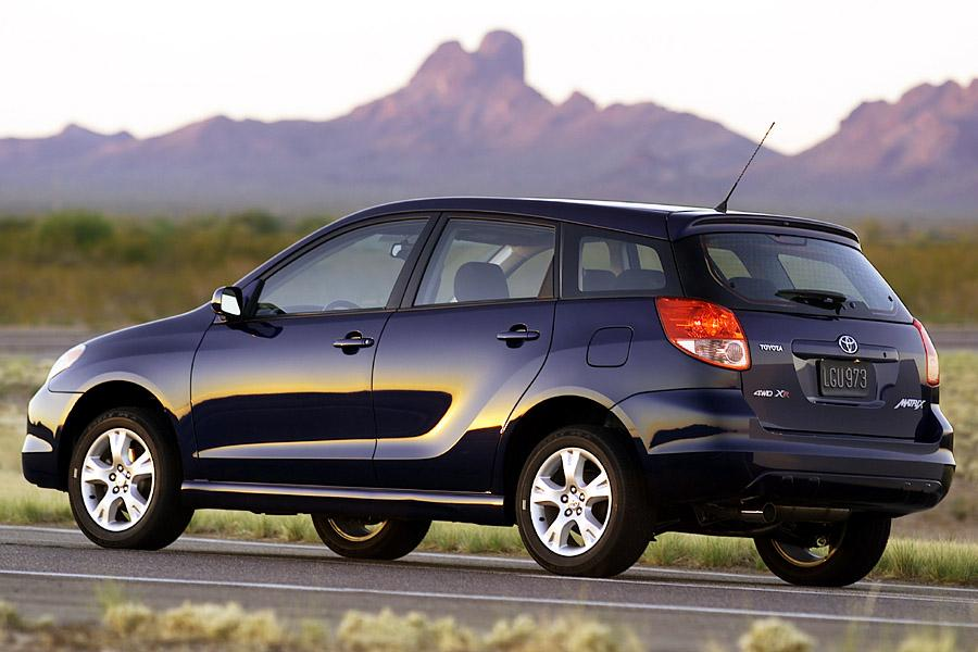 2003 Toyota Matrix Specs Pictures Trims Colors Cars Com