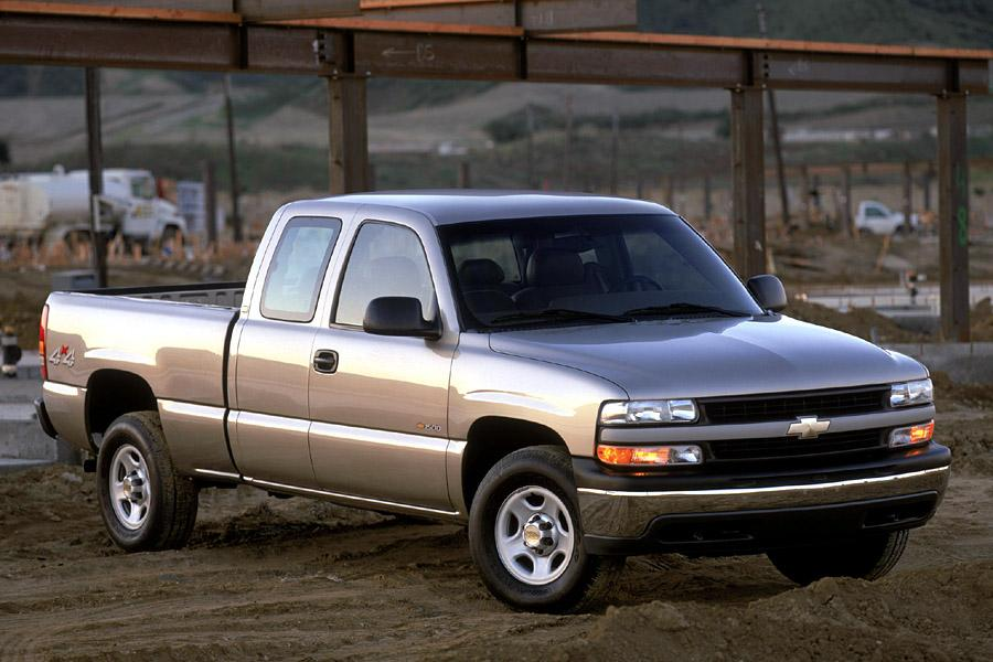 2002 Chevrolet Silverado 1500 Reviews, Specs and Prices ...