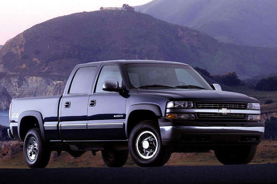 2002 Chevrolet Silverado 1500 Photo 5 of 6