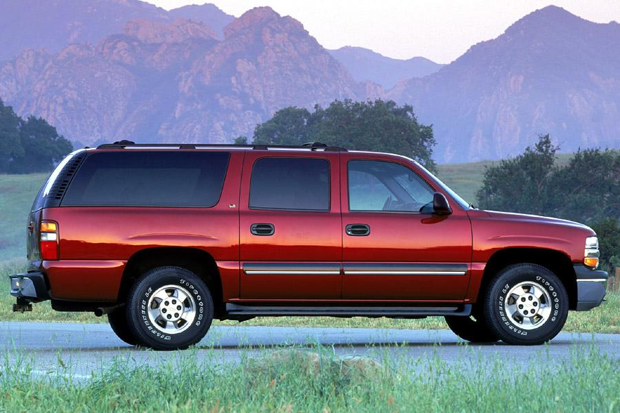 2002 Chevrolet Suburban Overview Cars Com