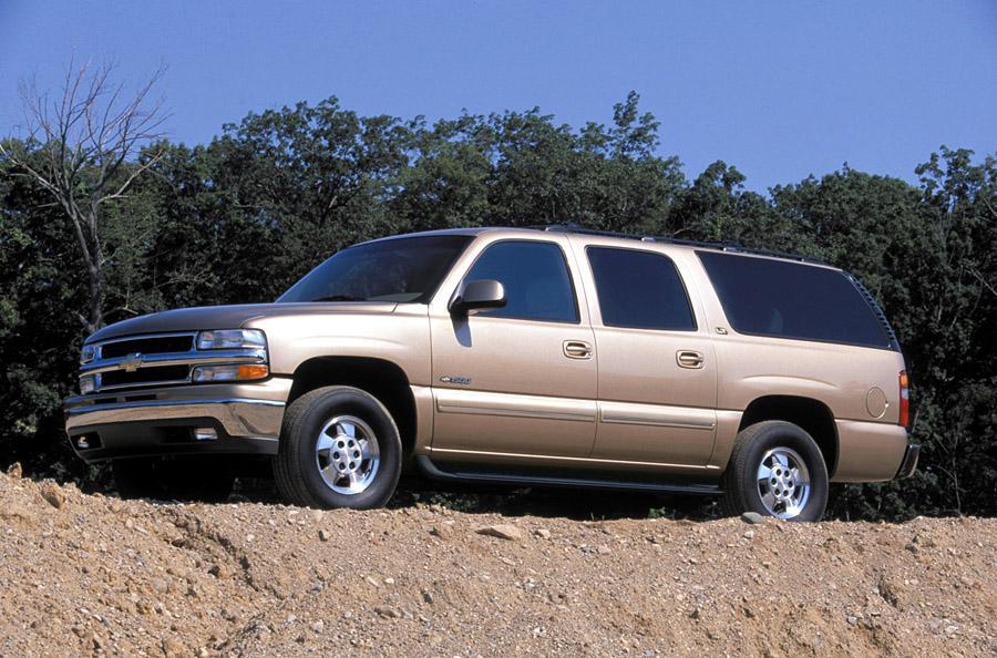 2002 Chevrolet Suburban Photo 1 of 4