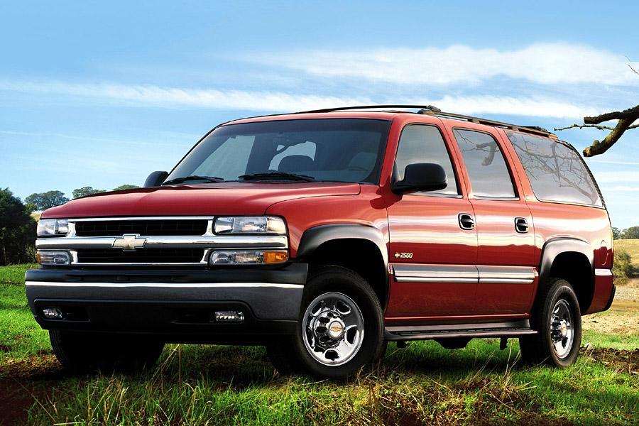 2002 Chevrolet Suburban Photo 2 of 4