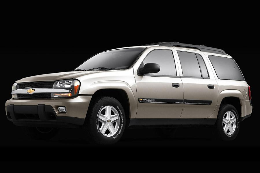 2002 Chevrolet TrailBlazer Reviews, Specs and Prices ...