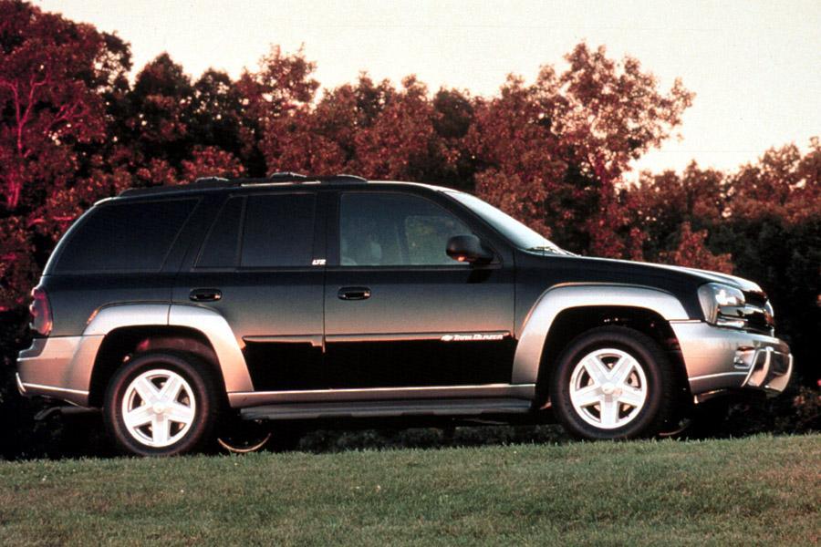 2002 Chevrolet TrailBlazer Photo 5 of 8