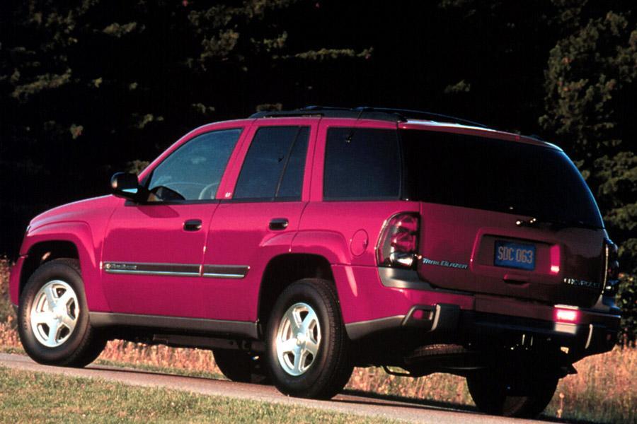 2002 Chevrolet TrailBlazer Photo 6 of 8
