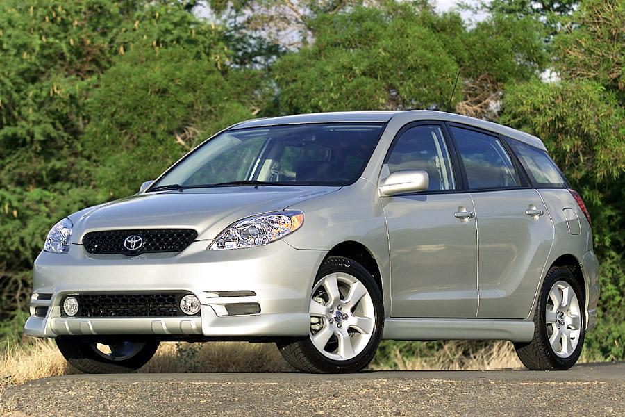 2003 Toyota Matrix Overview Cars Com
