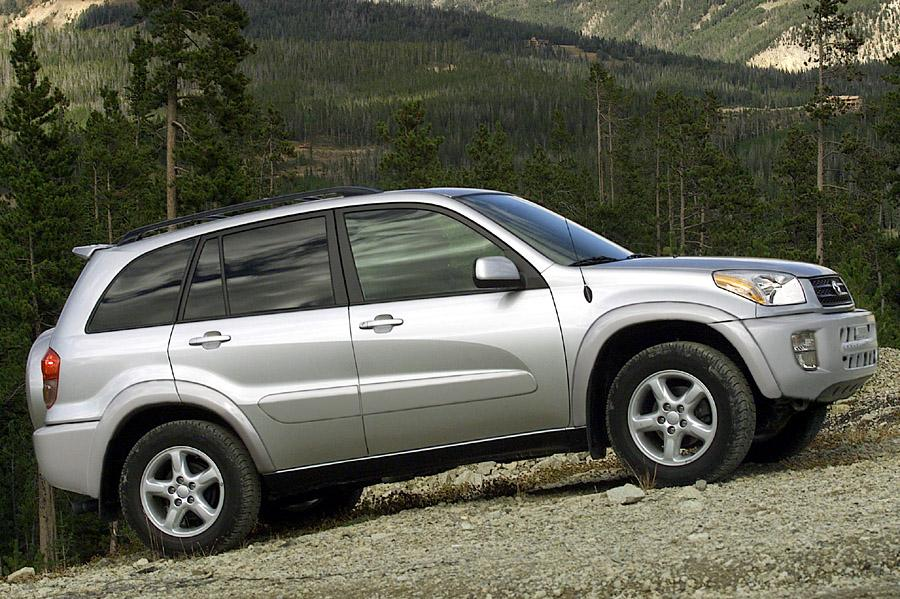 2003 toyota rav4 overview. Black Bedroom Furniture Sets. Home Design Ideas