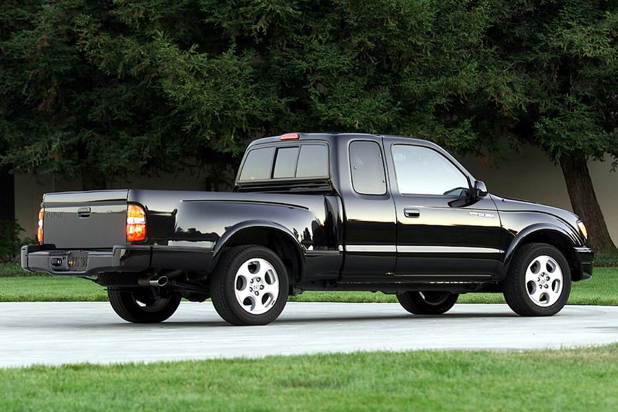 2003 Toyota Tacoma Reviews Specs And Prices Cars Com