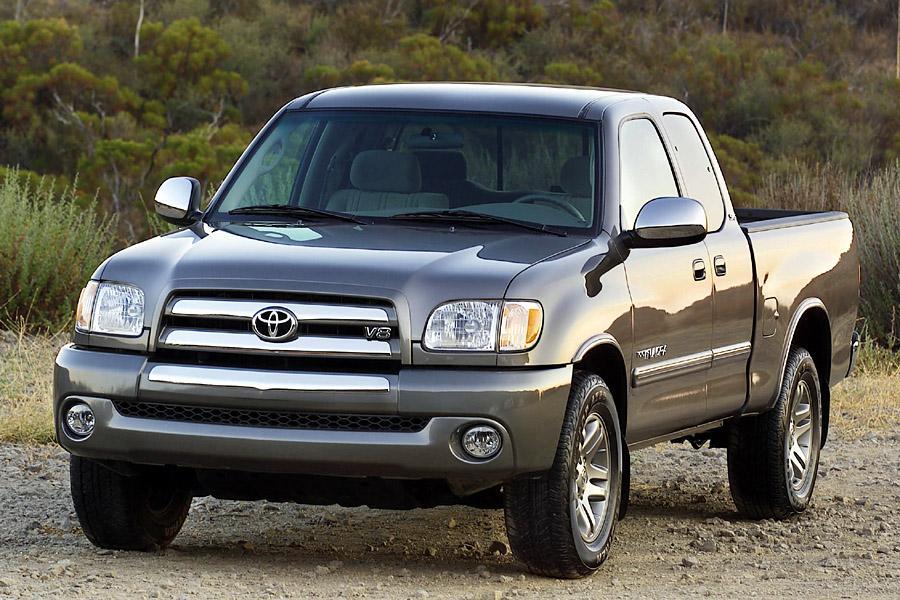 2003 Toyota Tundra Photo 3 of 4