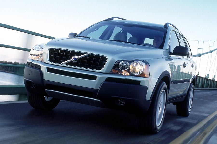 2003 Volvo XC90 Photo 2 of 17
