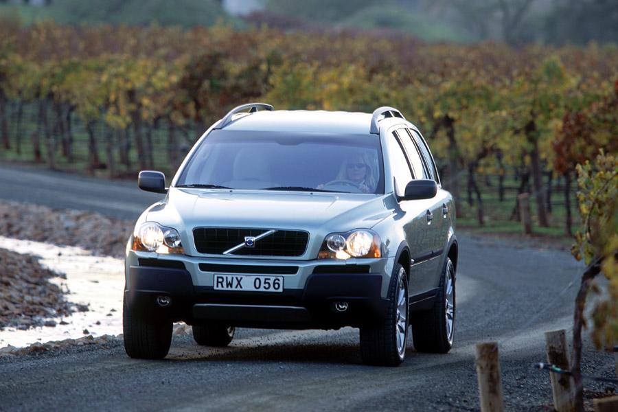 2003 Volvo XC90 Photo 5 of 17